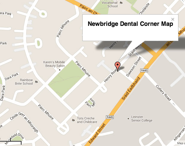find newbridge dental corner